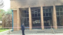 Mzuzu fire damage