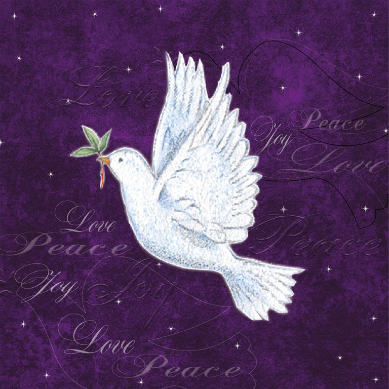 Dove in Flight – £3.99 *