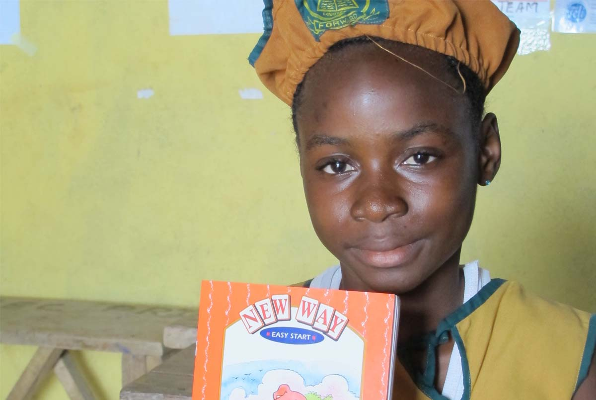Support libraries recovering from Ebola