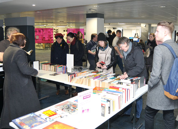 University of York book swap
