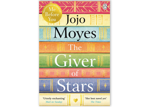 Giver of Stars book